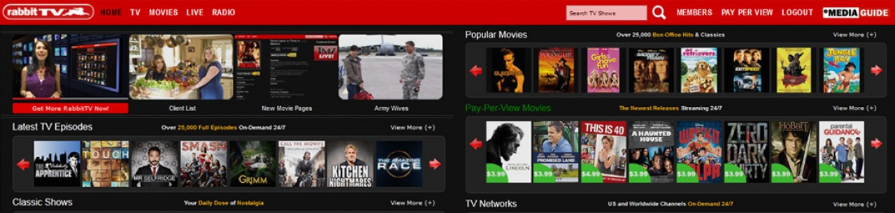 Rabbit TV Reviews | Learn More About The Rabbit TV Internet TV USB ...